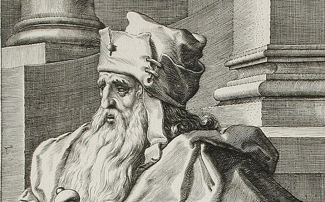 Leví, padre de sacerdotes y levitas