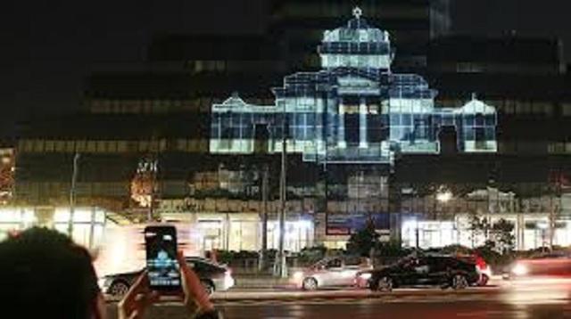 La gran sinagoga de Varsovia