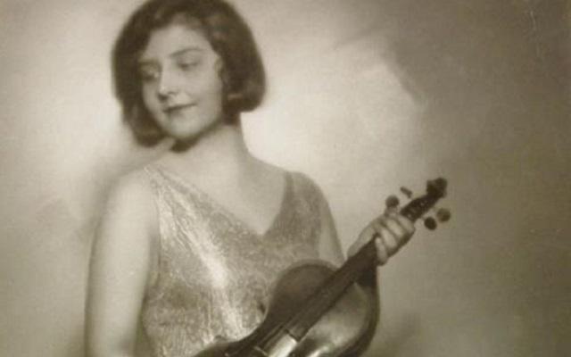 Alma Rosé, el poder de la música