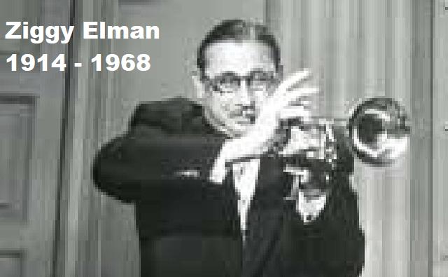 Ziggy Elman (I): los comienzos junto a Benny Goodman