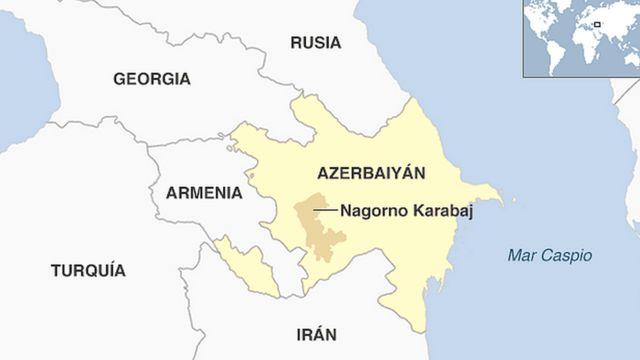La tragedia de Nagorno-Karabaj