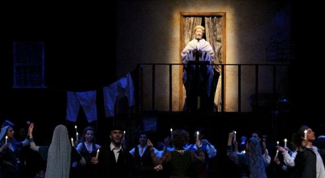 El teatro judío de Varsovia ayer y hoy