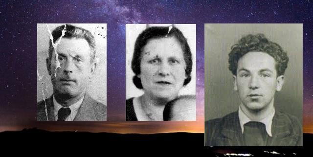 En nuestra memoria, Michael Von Hoppen Waldhorn, Rosa israel Waldhorn yWolf Wajsbrot