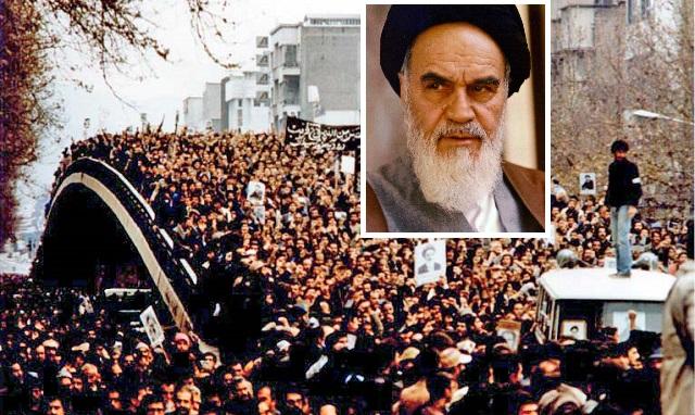 La revolución islámica en Irán