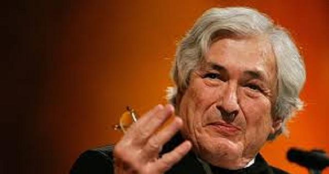 El campeón de las Humanidades Sir James David Wolfensohn
