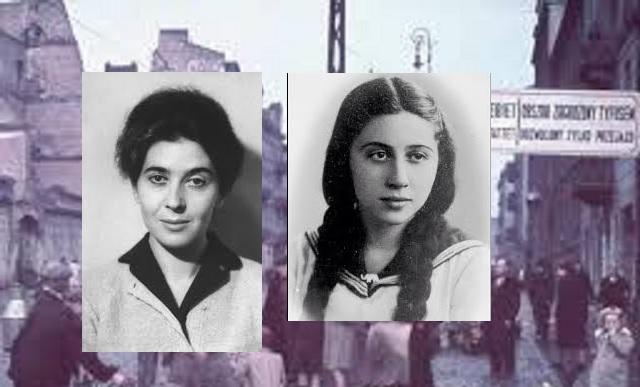 Dos extraordinarias mujeres combatientes del gueto Varsovia