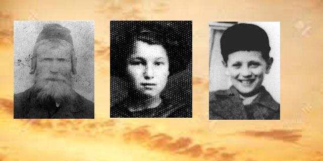 En nuestra memoria Isak Saleschutz, Sara Rivka Felman y Jacob Wasserman