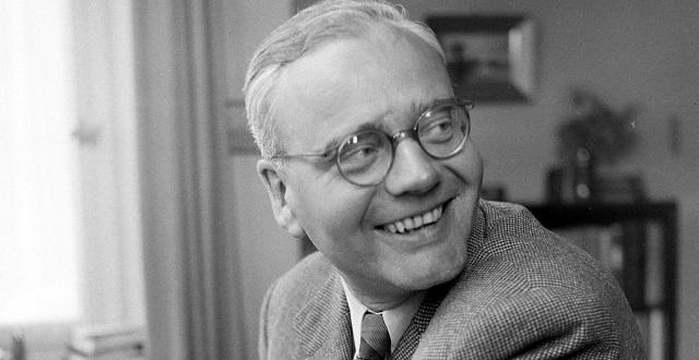 Hans Bernd Gisevius, el opositor admirable