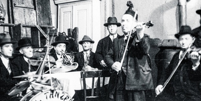 La influencia judía en la música popular polaca