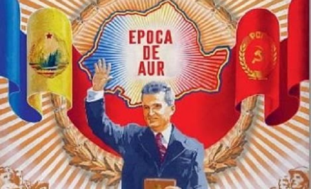 La dictadura de Ceaușescu