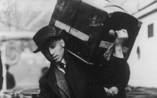 La emigración judeopolaca en el período de entreguerras (1918 – 1939)