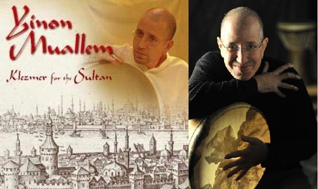 Yinon Muallem: klezmer para el sultán