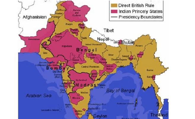 Colonialismo e imperialismo en el Oriente (11ª parte): la India británica