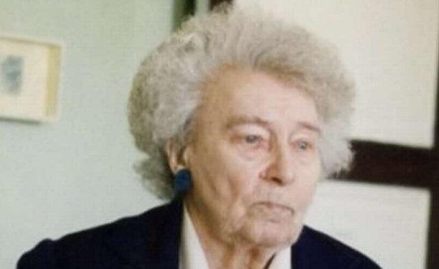 """Sabine Zlatin: """"refugio y protección"""""""