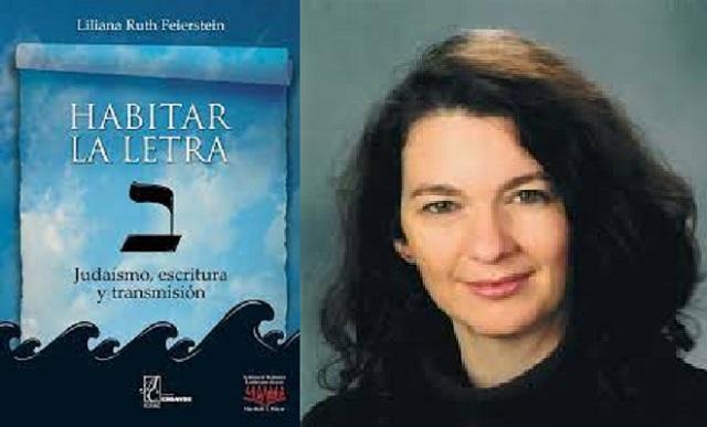 Habitar la letra, de Liliana Ruth Feierstein