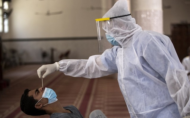 La responsabilidad palestina de la vacuna de sus ciudadanos