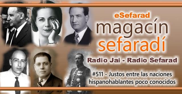 Justos Entre las Naciones hispanohablantes poco conocidos