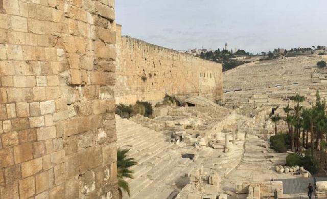 Jerusalén, piel de ceniza