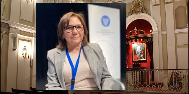 La hebraísta Amparo Alba y su ingreso en la Real Academia de la Historia
