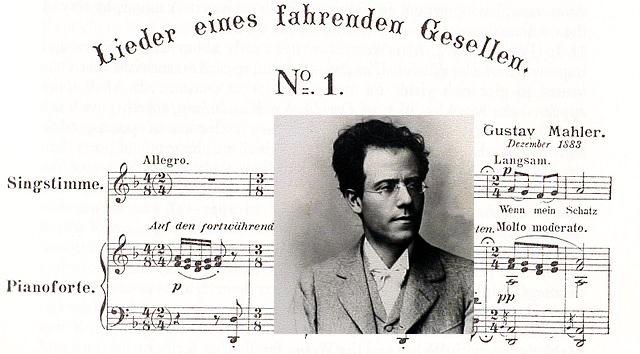 Lieder eines fahrender Gesellen (Canciones del camarada errante), con Dietrich Fischer-Diskau y la Philarmonia dirigida por Furtwängler