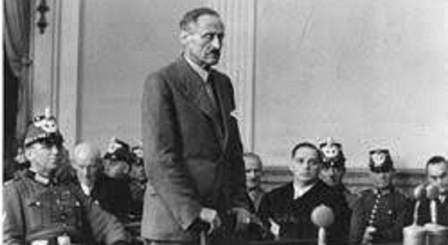Ulrich von Hassel, el valiente opositor desde dentro