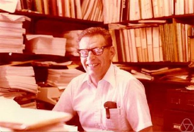 La calidad matemática y lingüística de Branko Grünbaum