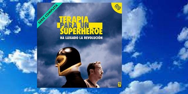 """""""Terapia para un superhéroe"""", la audioserie de Daniel F. Amselem"""