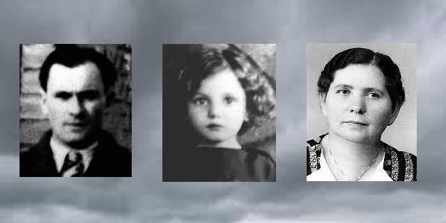 En nuestra memoria Aaron Lejzerowicz, Lilly Appelbaum Malnik y Betty Leiter Lauchheimer