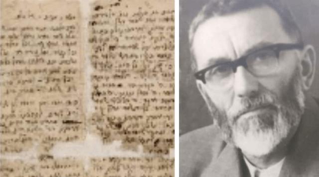 Naftali Stern: una voz valiente en Rosh Hashaná