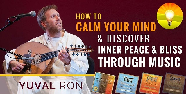 Yuval Ron and Mindfulness Music for Kids