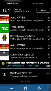 cara download youtube kat android