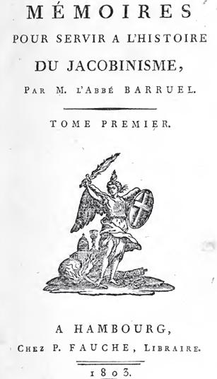 """Progetto Barruel: attualità di un blog """"inattuale"""""""