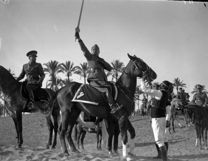 Area Mediterranea, fine anni '30. Antifascismo anglo-francese, arabi e sionisti.