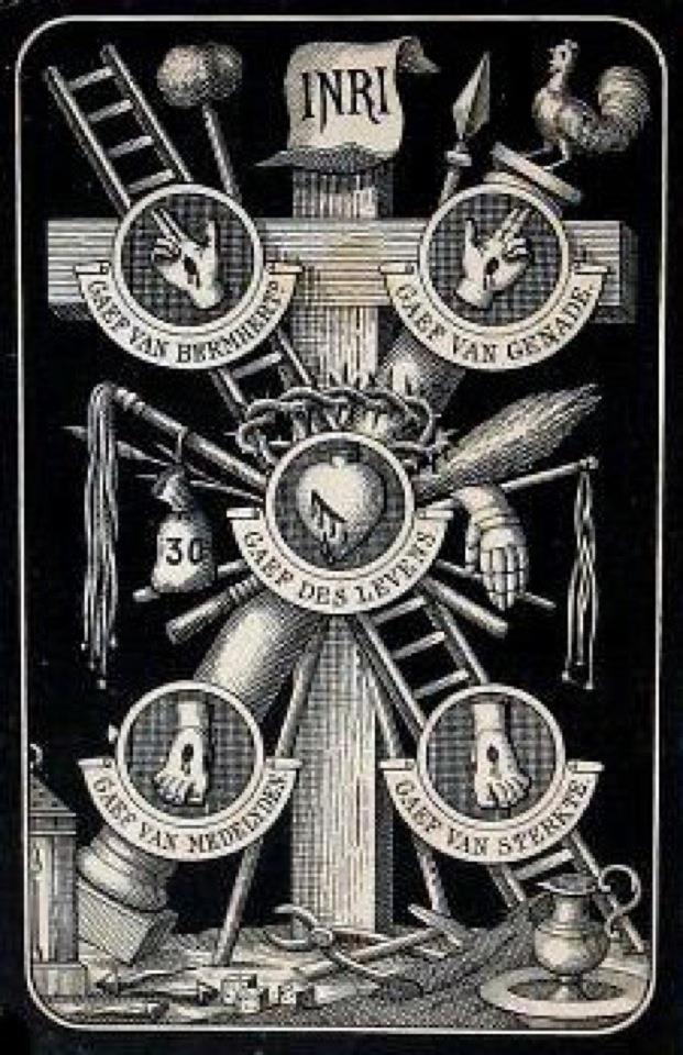 [Immagine] La simbologia del Corpo di Cristo e la Croce