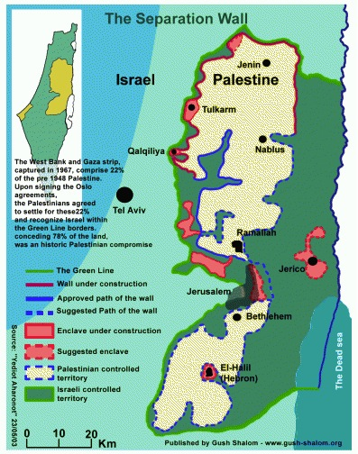 Rappresaglia israeliana per Palestina all'ONU: 3000 insediamenti nei territori