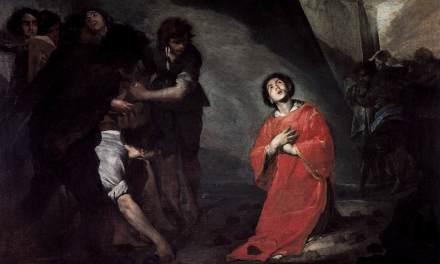 Sotto una pioggia di pietre: Santo Stefano Protomartire
