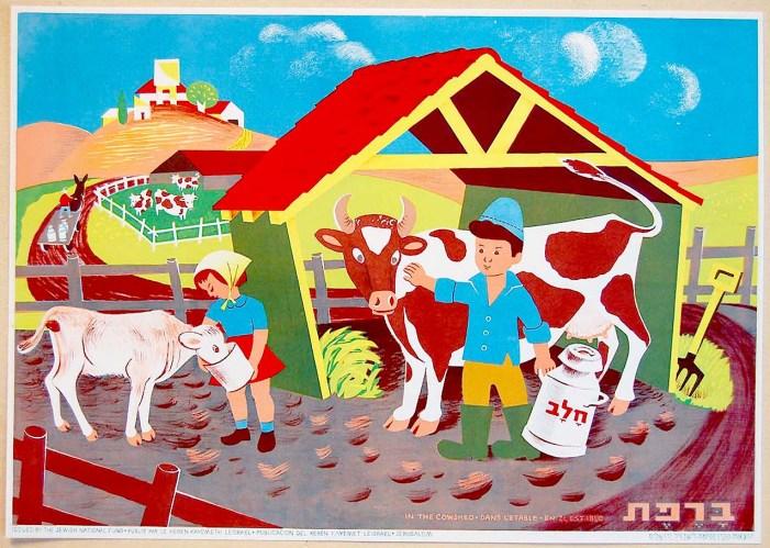 """""""Una mucca in Palestina vale più di tutti gli ebrei in Polonia"""". Chi lo ha detto?"""