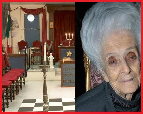 La Massoneria omaggia Rita Levi Montalcini