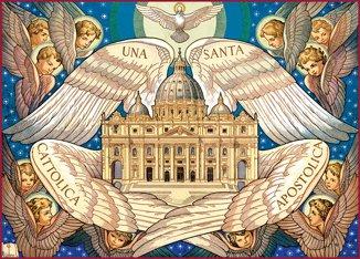 Oremus pro Ecclesia sancta Dei