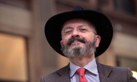 Giannino, che partecipò a serata B'nai B'rith, augura Buon Purim