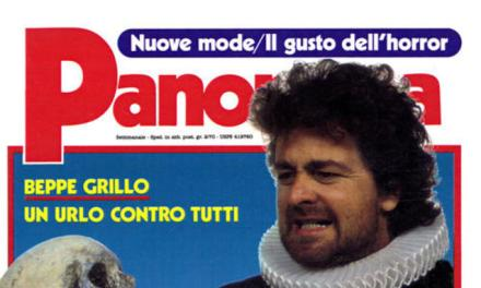 [Novità] Beppe Grillo tenta di brevettare Dio