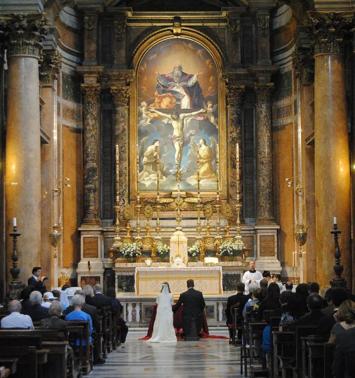 Matrimonio, sacramento, Eucaristia (seconda e ultima parte)