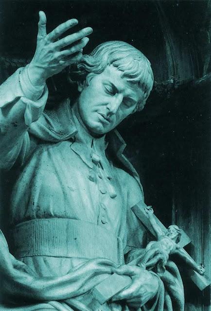 Dalla 'Preghiera infuocata' di San Luigi Grignion de Montfort