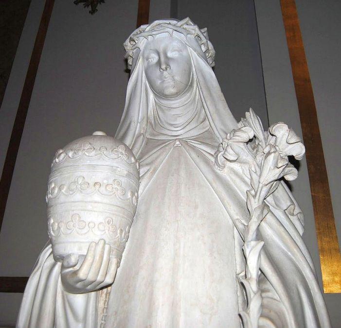 Santa Caterina da Siena: la donna che salvò il cattolicesimo