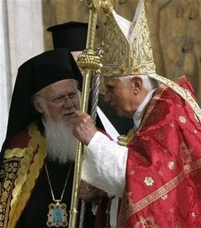 J. Ratzinger e il Primato di Pietro