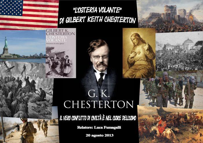[Qui Radio Spada] L'Osteria volante di Gilbert Keith Chesterton