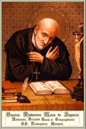 """Sant'Alfonso Maria de Liguori e la dottrina cattolica: """"Della setta di Maometto"""""""