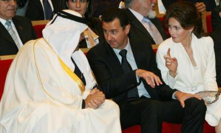 *** EMIRO QATAR (finanziatore 'ribelli' siriani) scrive ad ASSAD per riallacciare rapporti