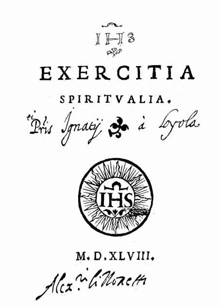 Il volto della Fraternità negli esercizi spirituali di S. Ignazio