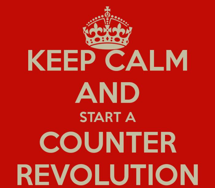 Tappe della rivoluzione secondo Plinio Correa de Oliveira